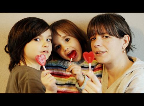 ...Tres corazones...*8/52* by Garbándaras