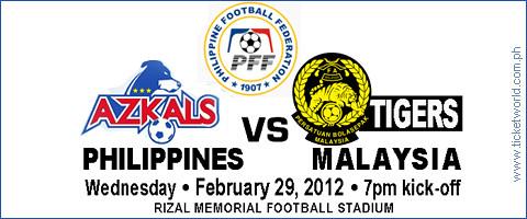Philippine vs Malaysia