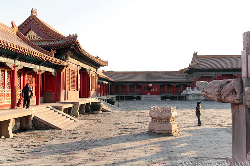 Palace of Tranquil Longevity (寧壽宮)
