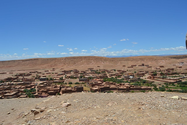 Aït Benhaddou, Morocco