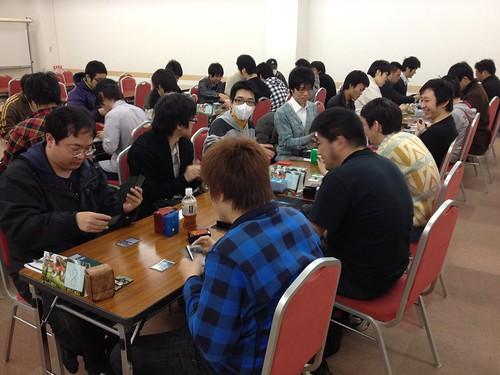LMC Chiba 394th : Hall
