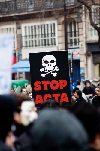 Acta of the death #stopacta