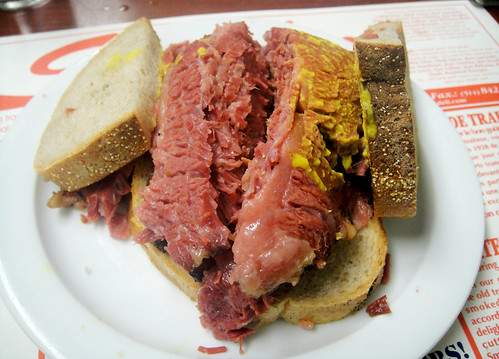 Smoke Meat Sandwich