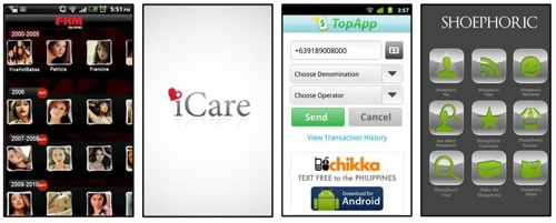 WAC apps