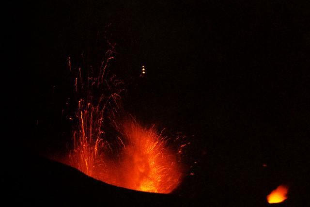 Eruption of Fire