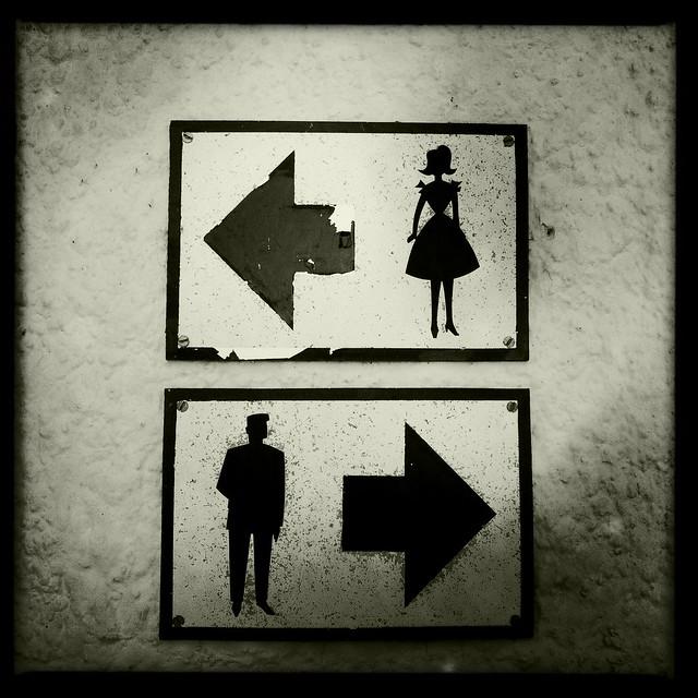 restrooms, bad gastein, austria