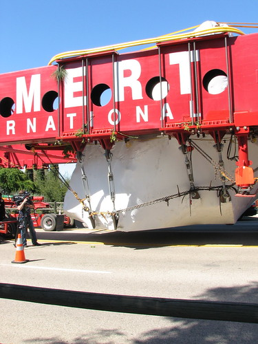 Levitated Mass 2