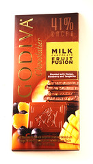 Godiva Milk Chocolate Fruit Infusion