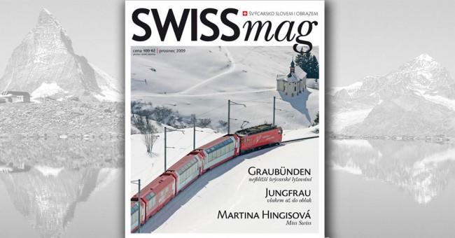SWISSmag č. 01