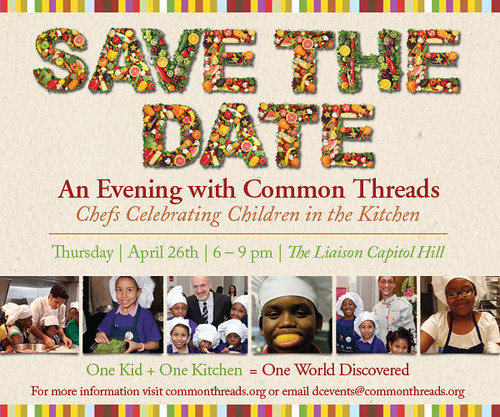Common Threads Save the Date 2012