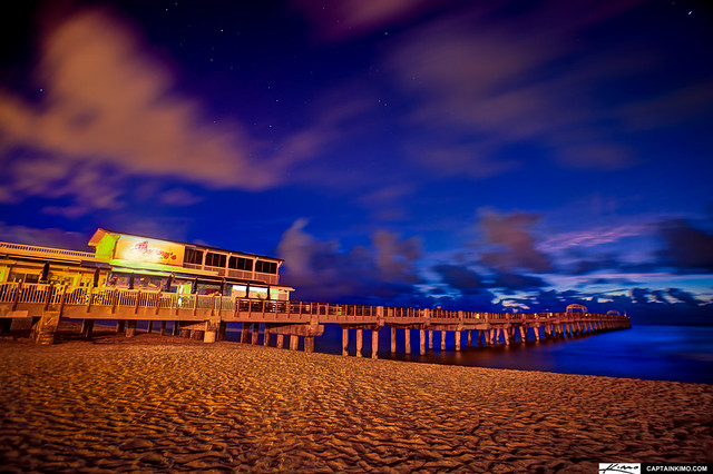 Benny's On the Beach Lake Worth Pier Florida | Flickr ...