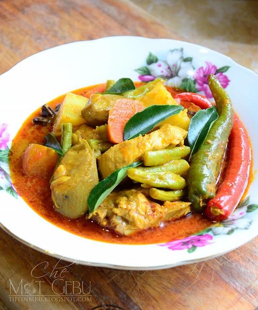 Dalca Ayam Ala Johor