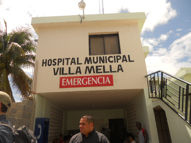 Hospital Municipal Villa Mella