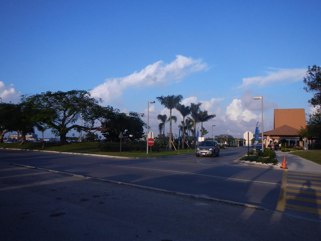 Cayman Islands Georgetown Airport