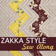 Zakka Style Sew Along