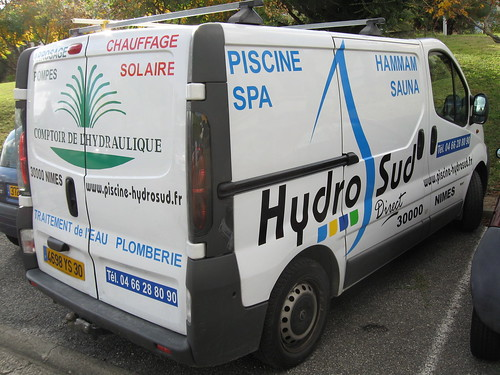 Showroom - Hydro Sud N�mes