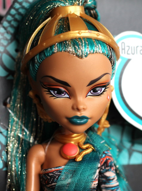 Monster high nefera de nile flickr photo sharing - Nefera de nile ...