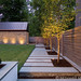 ROBERT M. GURNEY, FAIA, ARCHITECT. Photograph: Maxwell MacKenzie. Lighting by Outdoor Illumination, Bethesda MD.
