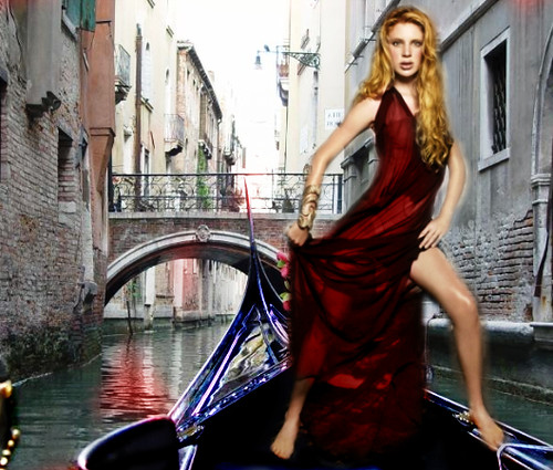 Laura Kirkpatrick - Gondola Couture by QuiRkY<3D0LL.716
