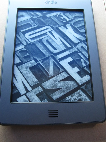 Kindle Touch:入手与开箱