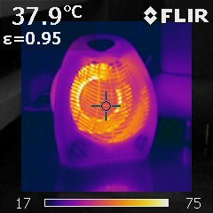 Termowentylator / Electric fan heater