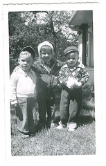 Friel and relatives photos