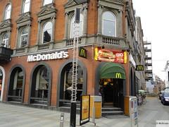 McDonald's Aarhus Søndergade 56 (Denmark)