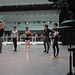 Christopher Wheeldon in rehearsals for Polyphonia - Royal Ballet Live