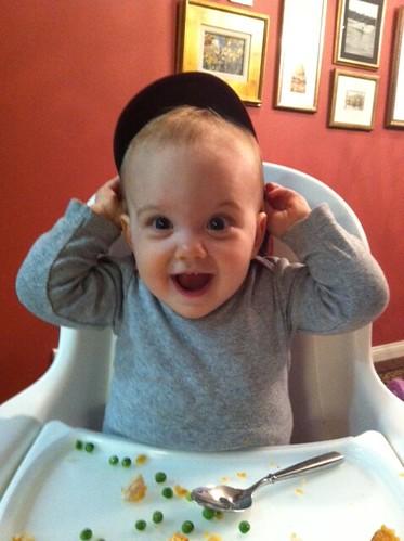 hat kid 14 months