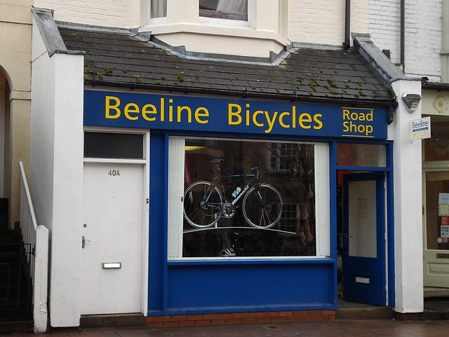 beeline bicycles road shop cowley road oxford explore ka flickr photo sharing. Black Bedroom Furniture Sets. Home Design Ideas