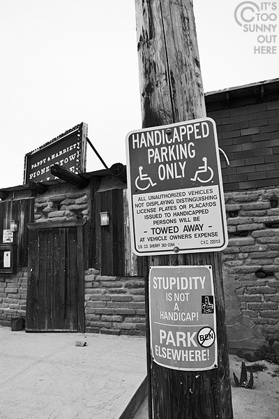 Pappy and Harriet's, Pioneertown