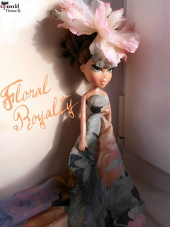 Bratz Next Top Model Cycle 1 Theme 6 Floral Royalty