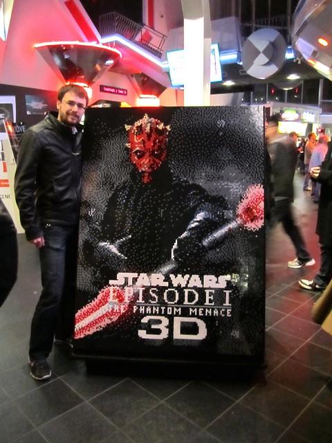 Episode I 3D - Movie Poster