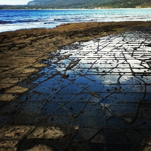 Inspired by natural lines in Tasmania