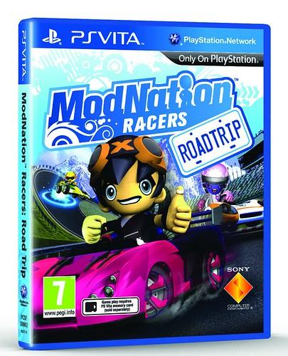 ModNation Racers: Roadtrip - PS Vita