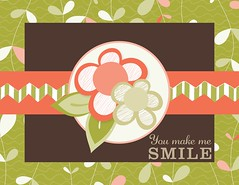 Simple Snapshots Smile Card