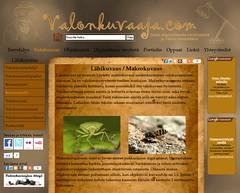 Valonkuvaaja.com perussivuston uusi versio julkaistu!