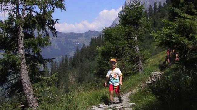 Švýcarská alpská zážitková cesta