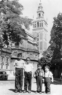 Summer 1959, Seville