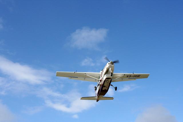 Airplane, Belize