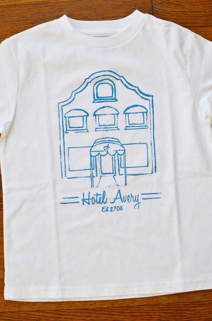 ben hotel shirt