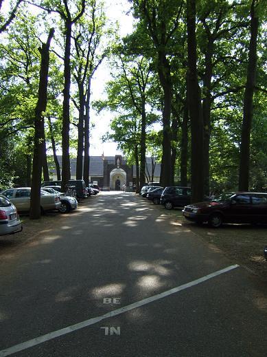 Dutch Belgian border