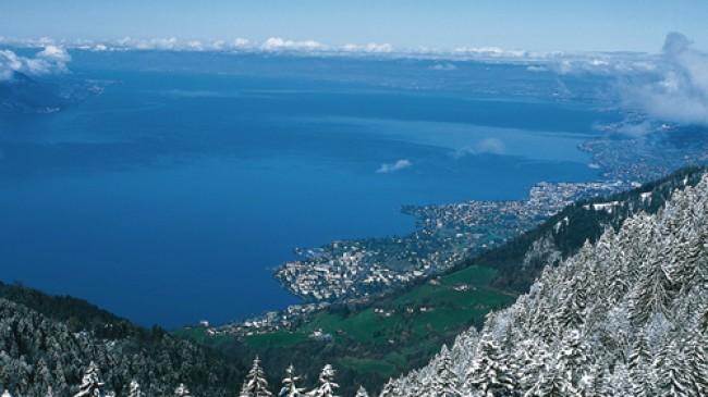 Švýcarské regiony a destinace