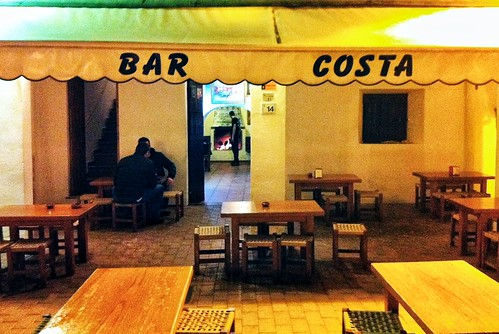 Santa Gertrudis de Fruitera Ibiza | Bar Costa | Terraza
