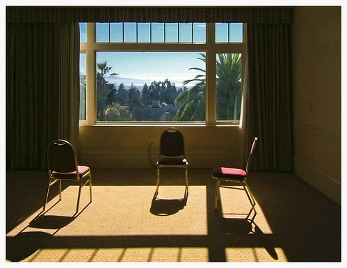 From the archives: Hotel meeting room - Oakland, Ca (October 2005)