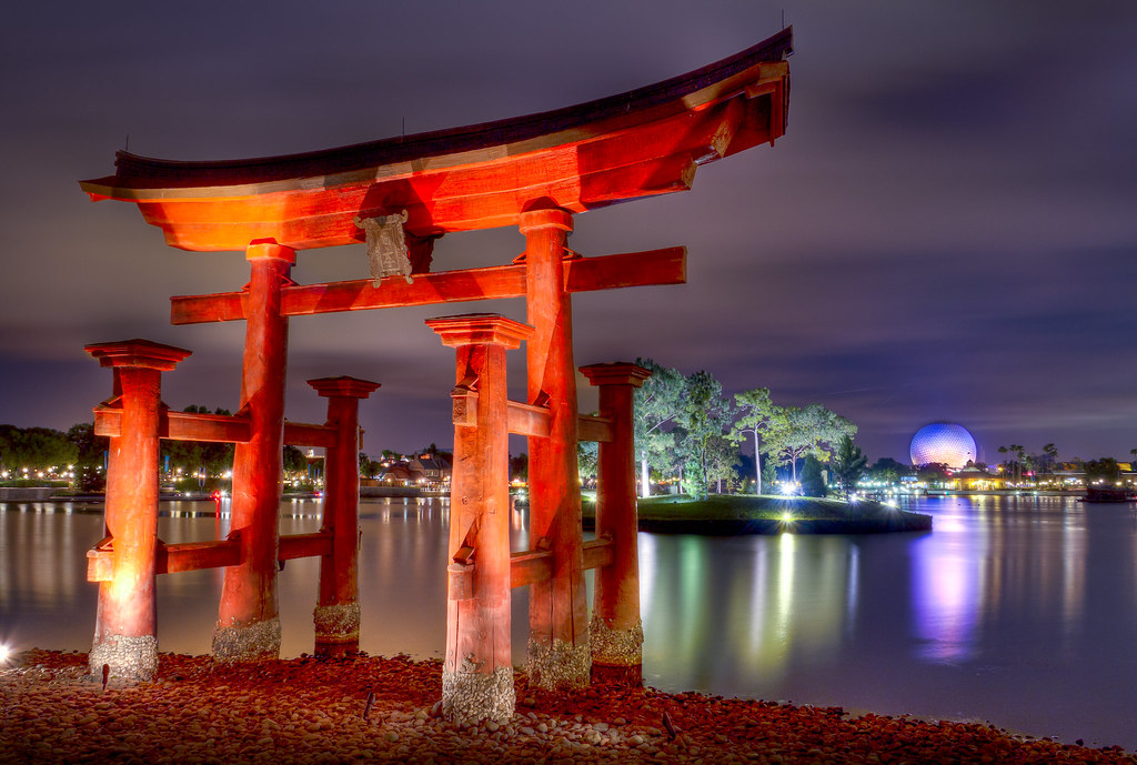 Epcot - Torii Gate