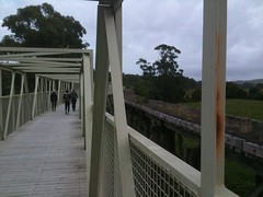 Pumphouse bridge
