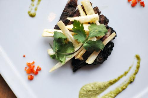 skirt steak chimichurri