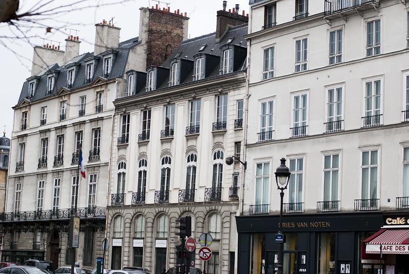 Streets of Notre Dame V