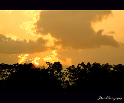 sunset canon singapore reserve wetland sungei buloh 60d jikesh